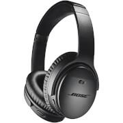 Bose QuietComfort 35 (Series II) Wireless Headphones, Noise Cancelling with Alexa Built-In – Black