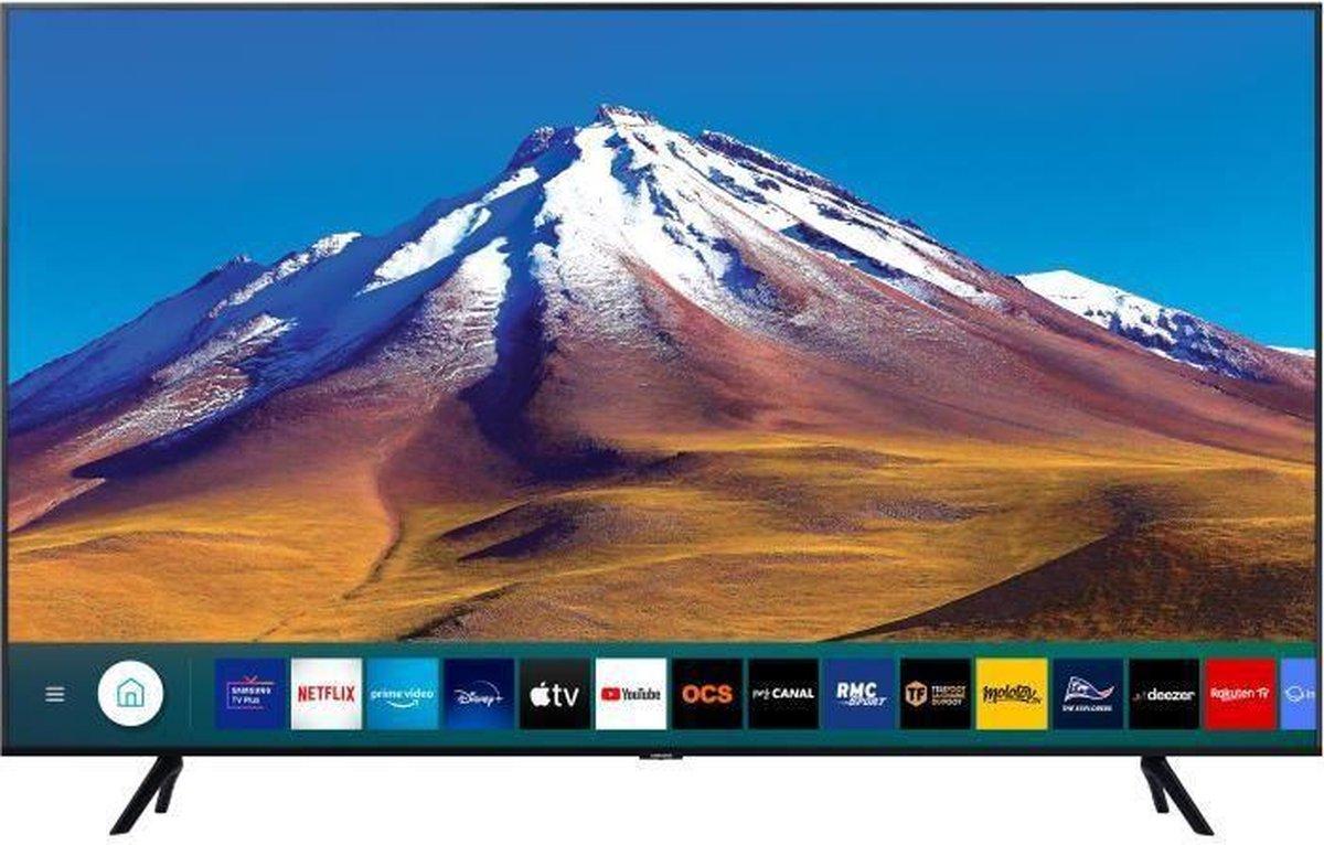 "SAMSUNG 65TU7022 LED TV 4K UHD – 65 "" (163cm) – HDR10 + – Dolby Digital Plus – Smart TV – 2xHDMI – 1xUSB &#8"