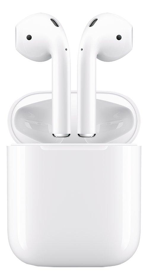 Apple bluetooth oortelefoon Airpods met charging case