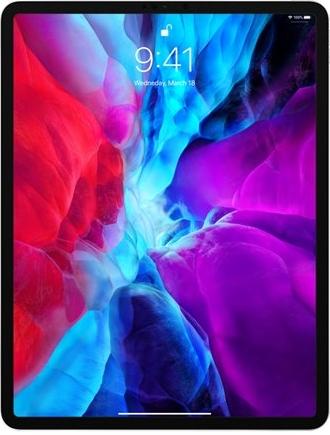 12.9-inch iPad Pro Wi-Fi – 4de generatie – tablet – 256 GB – 12.9″ IPS (2732 x 2048) – zilver