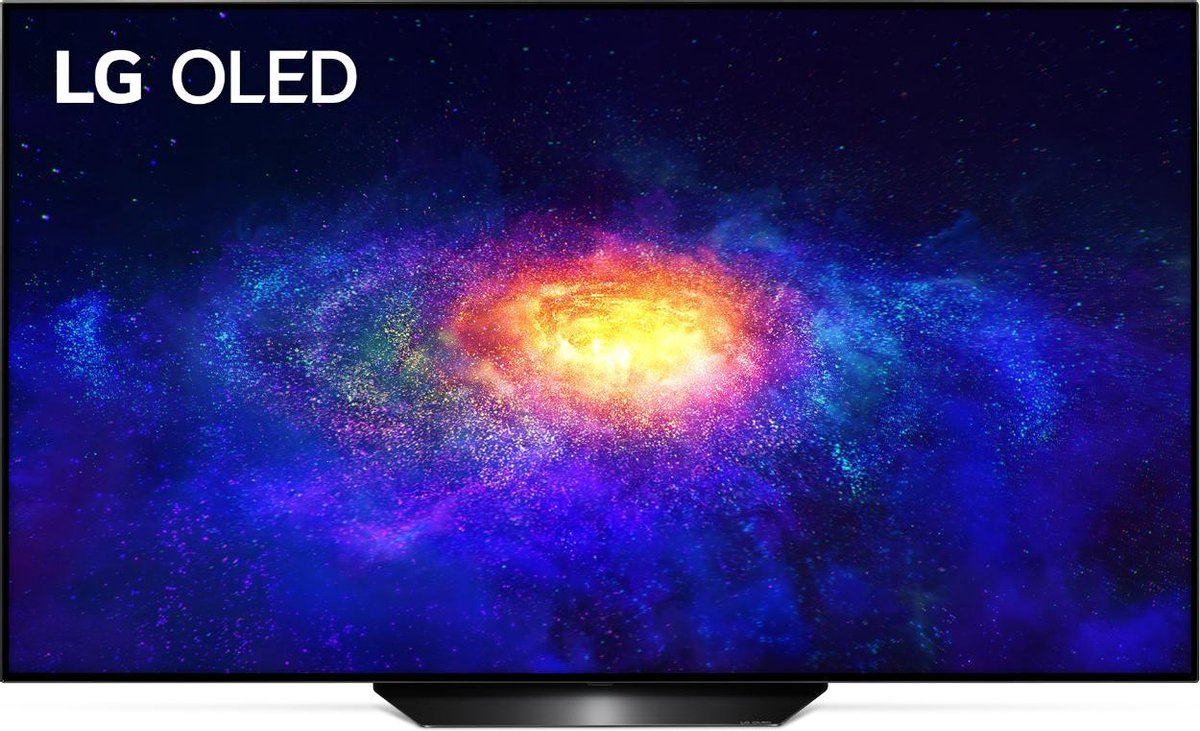 "LG OLED55BX6LB Oled-tv 139,7 cm (55"") 4K Ultra HD Smart TV Wi-Fi Zwart"