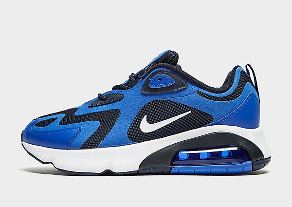 Nike Air Max 200 Heren – Blue/Black – Heren