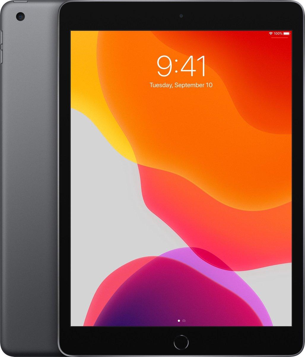 Apple iPad (2019) – 10.2 inch – WiFi – 128GB – Spacegrijs