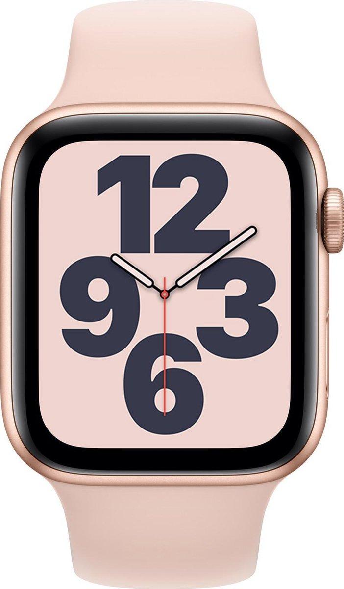 Apple Watch SE – Smartwatch – 44mm – Goudkleurig