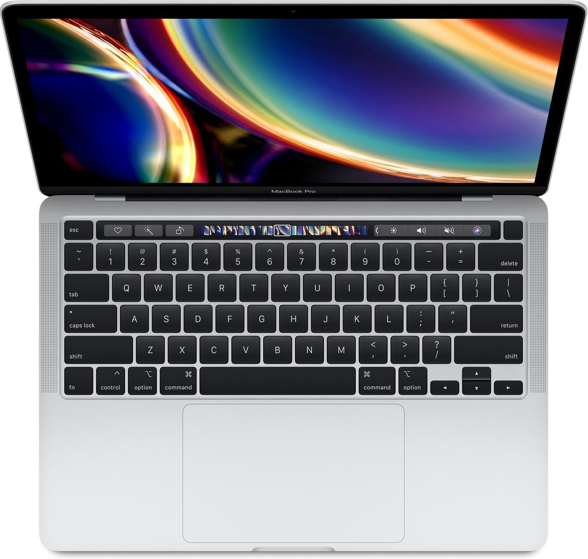 Apple Macbook Pro (2020) MXK62 – 13.3 inch – Intel Core i5 – 256 GB – Zilver – Azerty