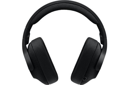 Logitech G433 Gaming Headset – Zwart