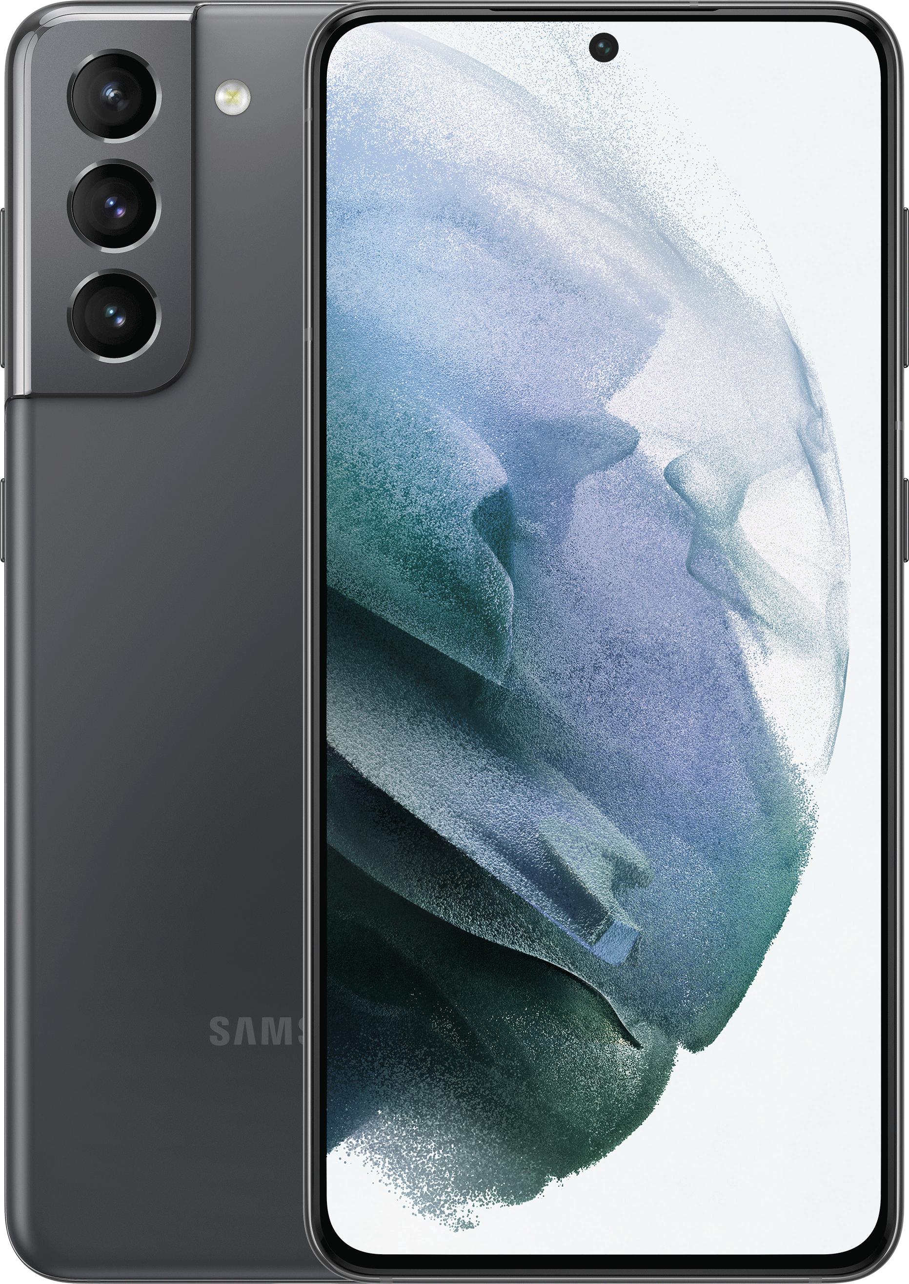 SAMSUNG Galaxy S21 5G – 128 GB Grijs