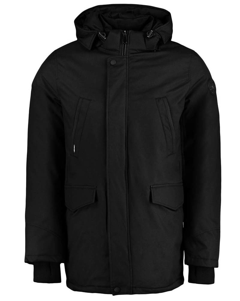 Airforce Slimfit Parka RainForest
