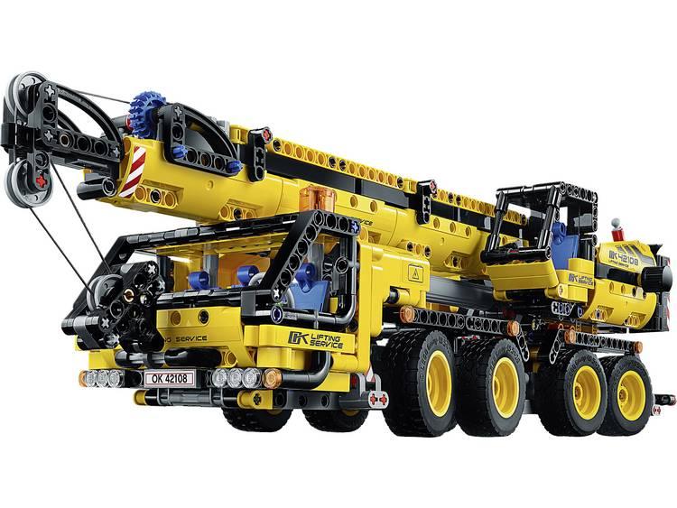LEGO® TECHNIC 42108 Mobiele kraan