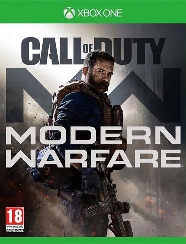Xbox One Call of Duty: Modern Warfare 2019 FR