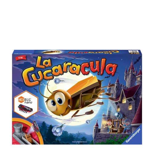 Ravensburger La Cucaracula – kinderspel bordspel