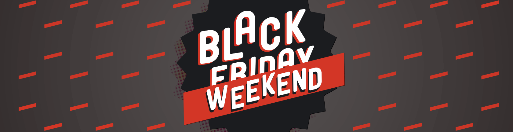 Vanden Borre Black Friday weekend