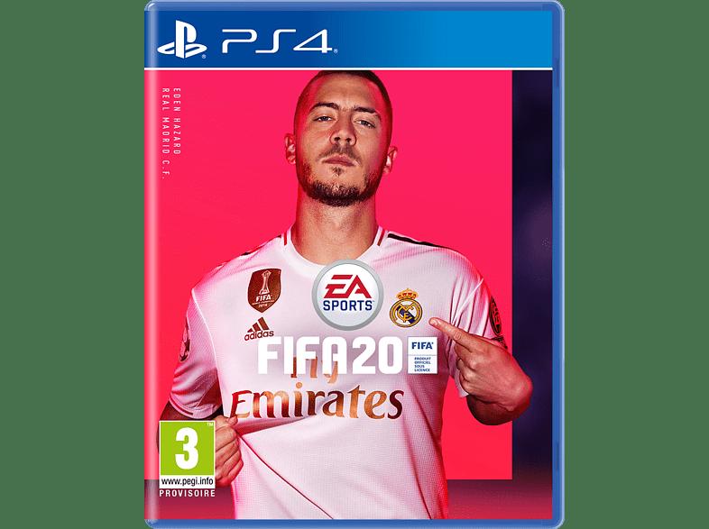 FIFA 20 NL/FR PS4