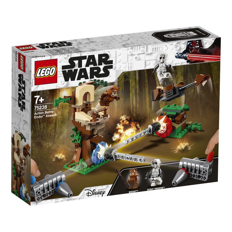 LEGO Star Wars Action Battle Aanval Op Endor (75238)