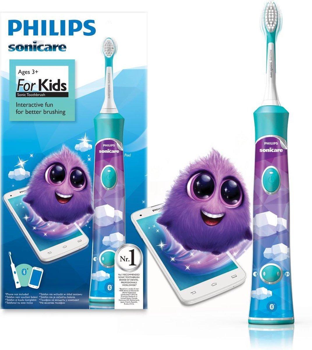 Philips Sonicare HX6321/03 – Elektrische Tandenborstel – Voor Kinderen