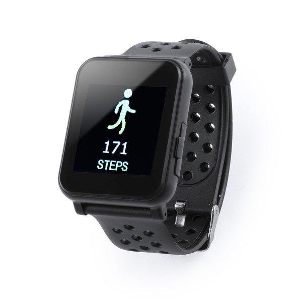 Smartwatch met Bewegingstracker en Smartphone Notificaties (appjes, berichten en belletjes) | Geschikt voor Android & iPhone