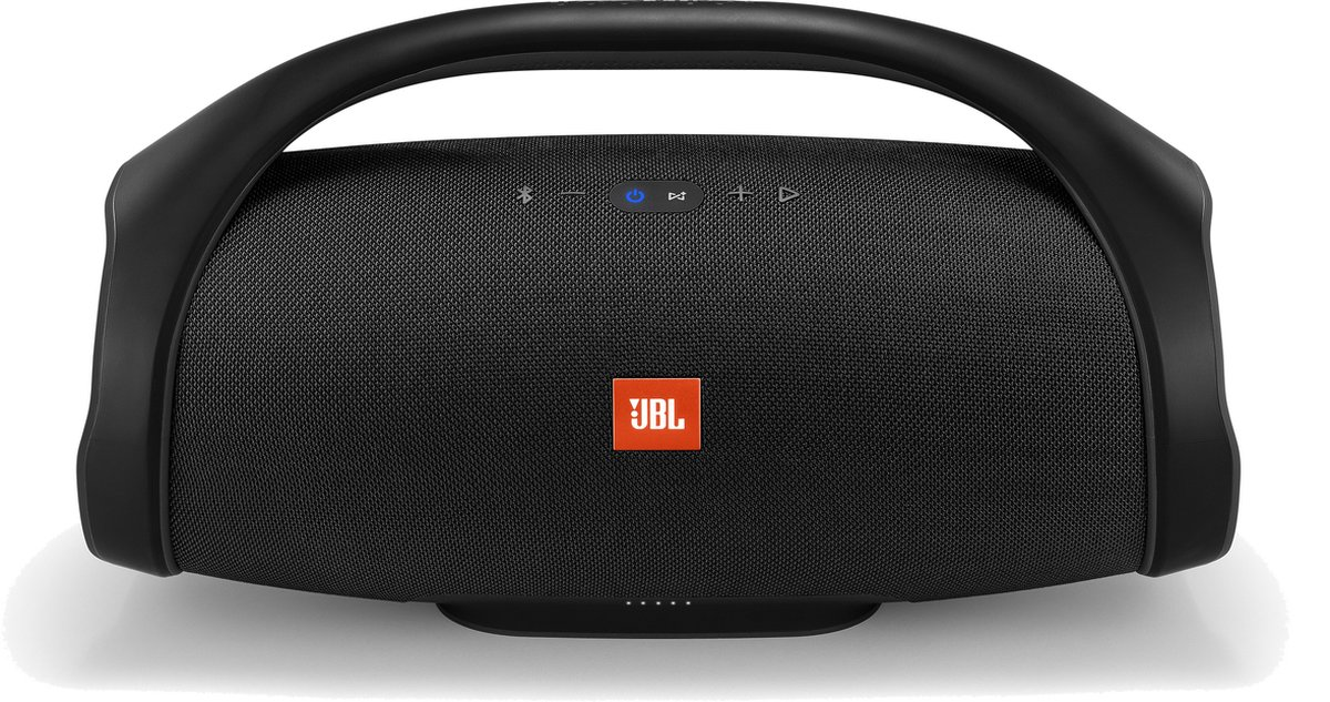 JBL Boombox Waterproof Wireless Speaker IPX7 – Zwart