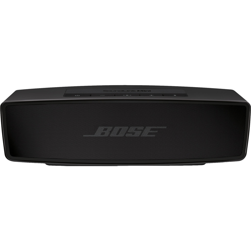 Bose SoundLink Mini II Special Edition Zwart