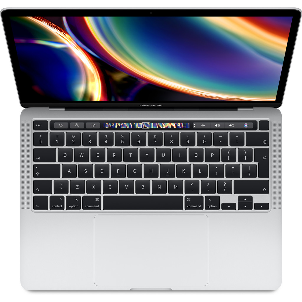 Apple MacBook Pro 13″ (2020) MXK72FN/A Silver AZERTY