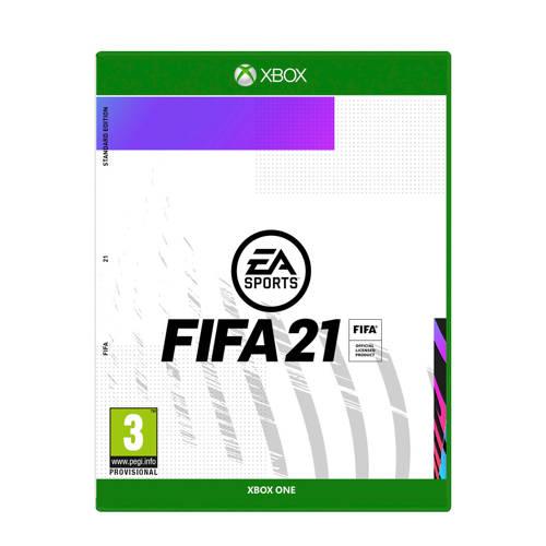 FIFA 21 Standaard Editie (Xbox One)