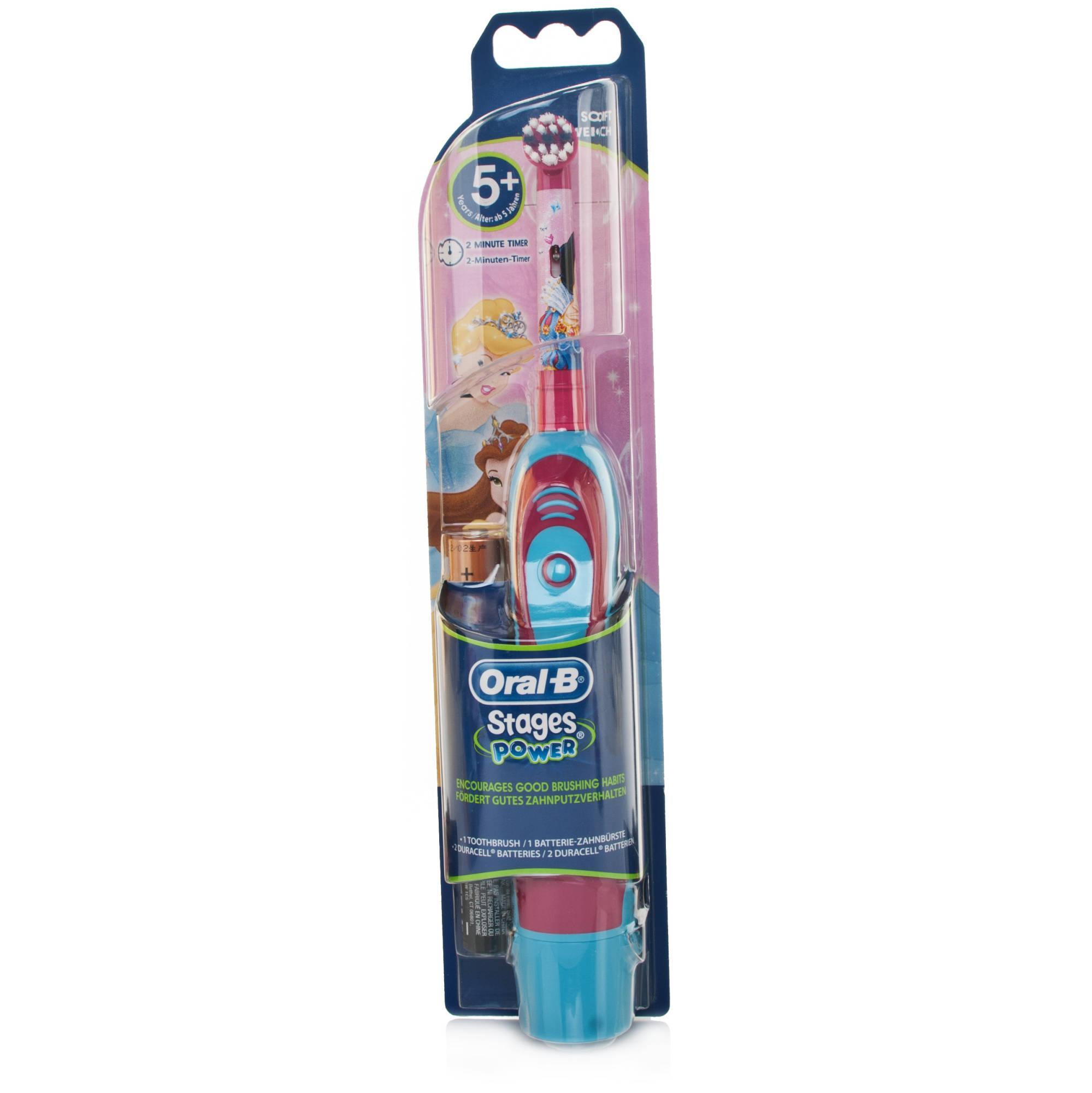 Oral-B CLS Advance Stages Power Elektrische Tandenborstel Kids Princess