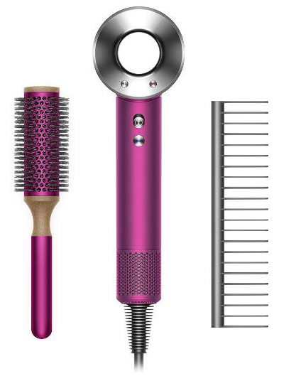 Dyson Supersonic föhn magenta (limited edition)