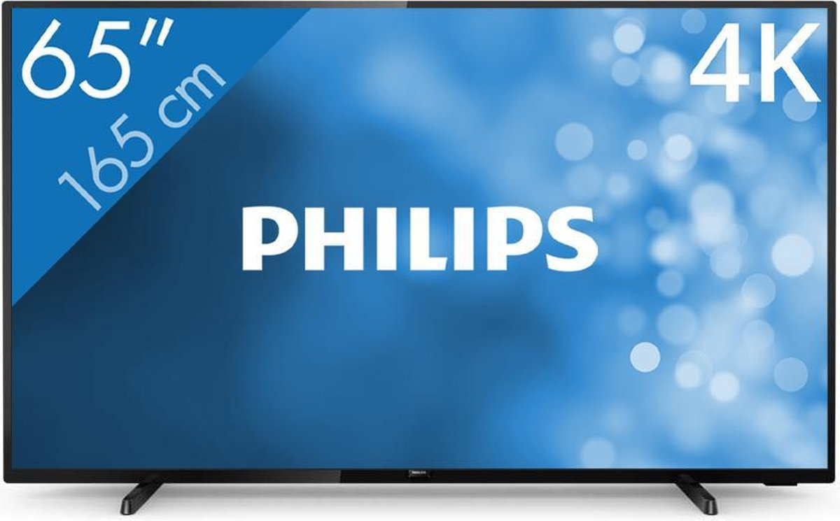 Phillips 65PUS6504/12 – 4K Smart TV