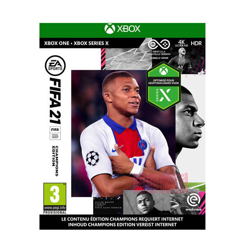 FIFA 21 Champions Editie (Xbox One)
