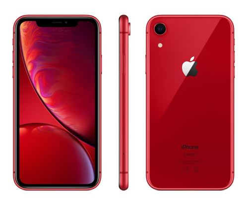 Apple iPhone XR 64 GB 6,1″ Rood