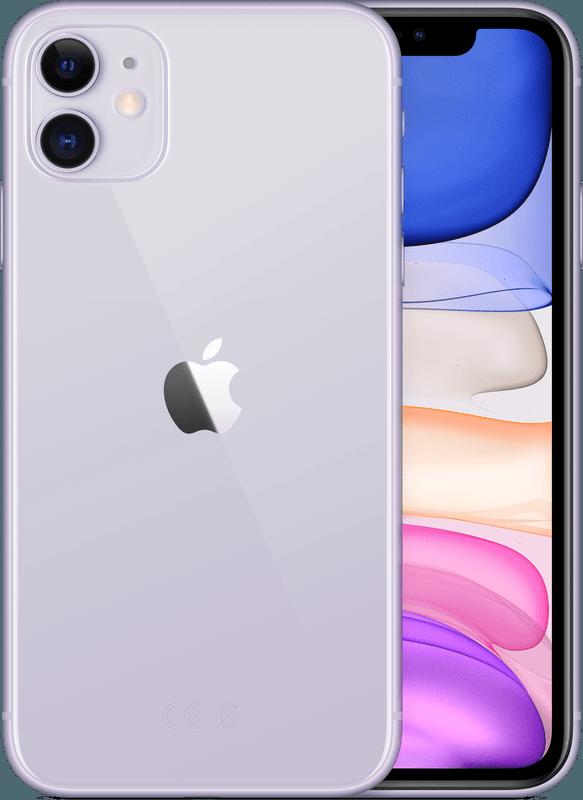 iPhone 11 128 GB Paars – Smartphone – 128 GB – GSM 6.1″ – 1792 x 828 pixels – iOS 13 – 12 MP