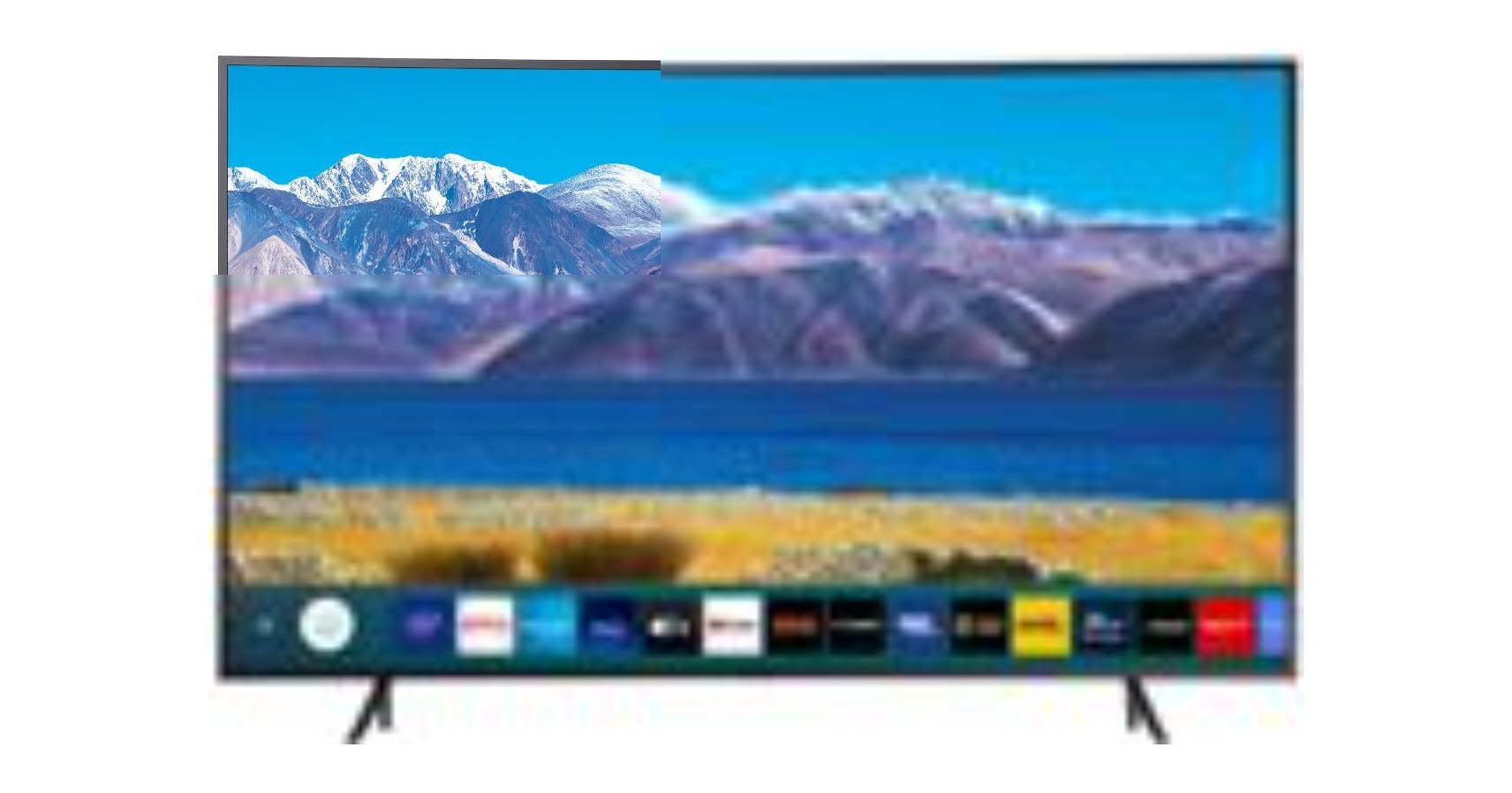 TV LED Samsung 65TU6905 2020