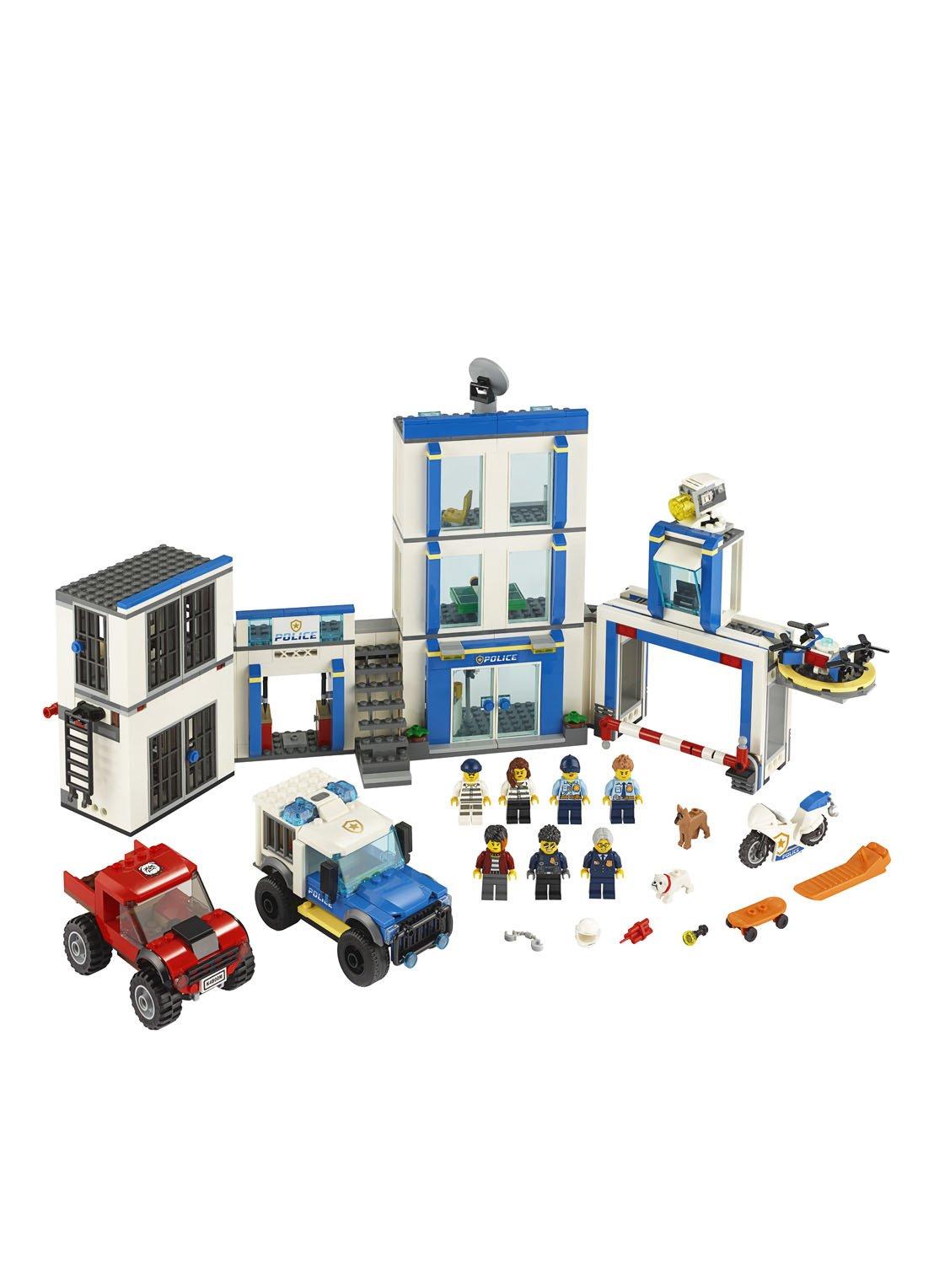 LEGO Commissariat de police – 60246