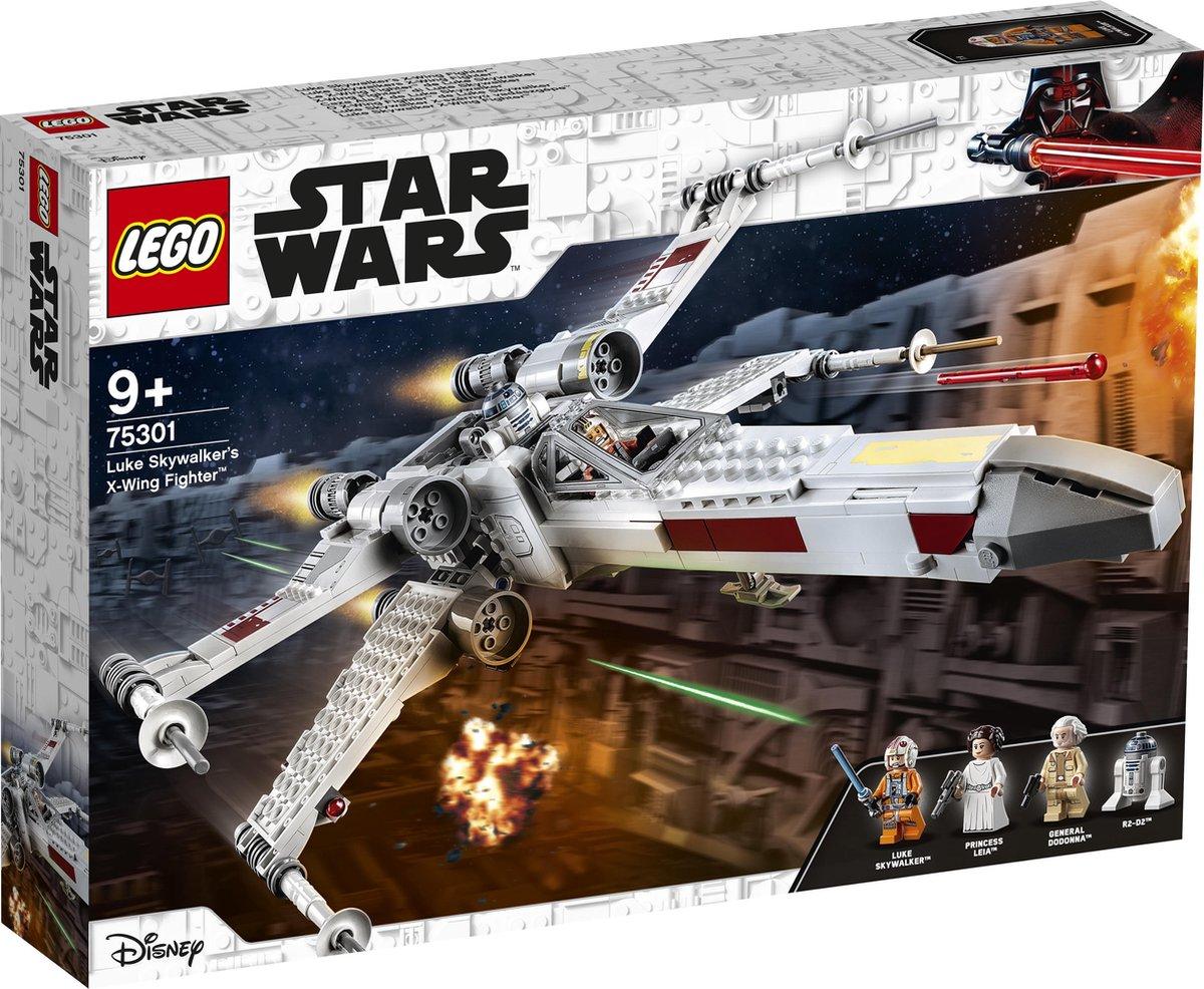 LEGO Star Wars Luke Skywalker's X Wing Fighter – 75301